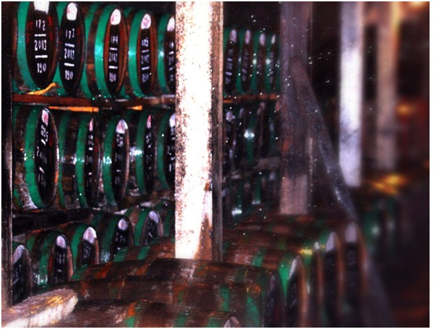 Picture-13-Water-being-sprayed-on-the-casks-to-keep-the-temperature-under-check (1)
